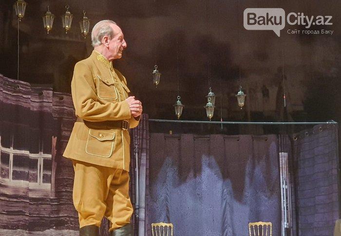 Rusiyanın teatr və kino ulduzları Bakıda səhnəsində - FOTO + VİDEO, fotoşəkil-6