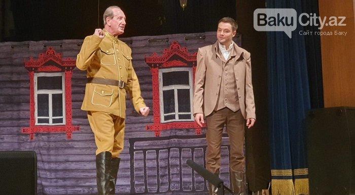 Rusiyanın teatr və kino ulduzları Bakıda səhnəsində - FOTO + VİDEO, fotoşəkil-7