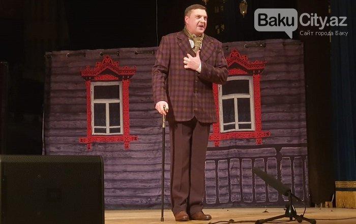 Rusiyanın teatr və kino ulduzları Bakıda səhnəsində - FOTO + VİDEO, fotoşəkil-10