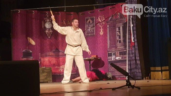 Rusiyanın teatr və kino ulduzları Bakıda səhnəsində - FOTO + VİDEO, fotoşəkil-11