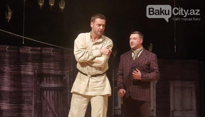 Rusiyanın teatr və kino ulduzları Bakıda səhnəsində - FOTO + VİDEO, fotoşəkil-13