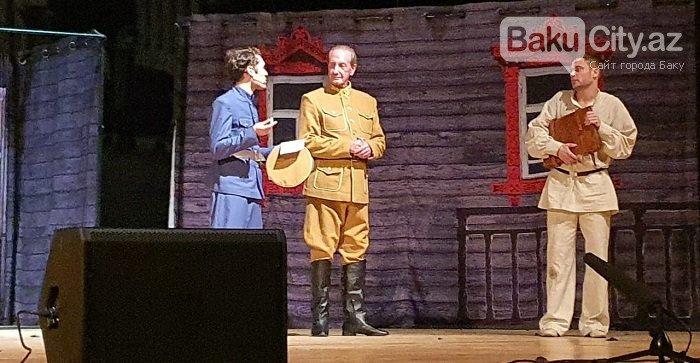 Rusiyanın teatr və kino ulduzları Bakıda səhnəsində - FOTO + VİDEO, fotoşəkil-25