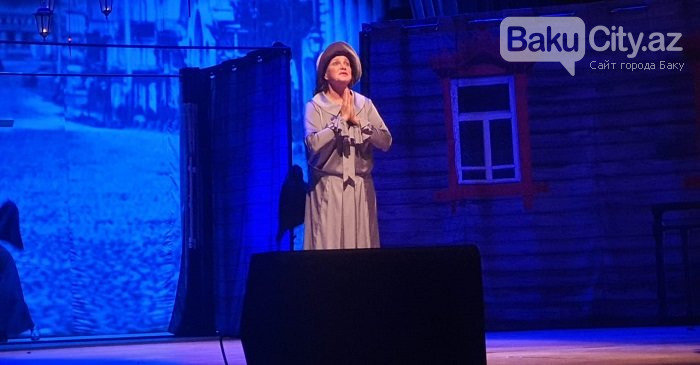 Rusiyanın teatr və kino ulduzları Bakıda səhnəsində - FOTO + VİDEO, fotoşəkil-17