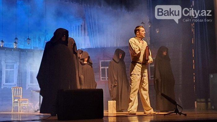 Rusiyanın teatr və kino ulduzları Bakıda səhnəsində - FOTO + VİDEO, fotoşəkil-18