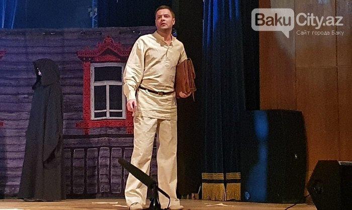Rusiyanın teatr və kino ulduzları Bakıda səhnəsində - FOTO + VİDEO, fotoşəkil-19