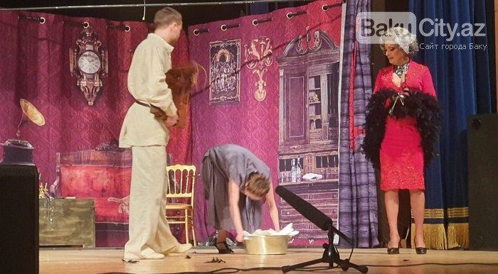 Rusiyanın teatr və kino ulduzları Bakıda səhnəsində - FOTO + VİDEO, fotoşəkil-21