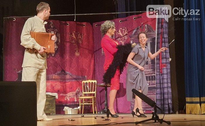 Rusiyanın teatr və kino ulduzları Bakıda səhnəsində - FOTO + VİDEO, fotoşəkil-22