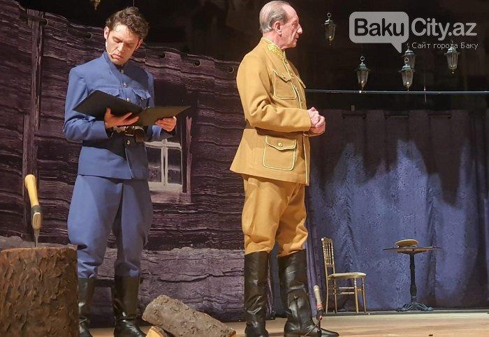 Rusiyanın teatr və kino ulduzları Bakıda səhnəsində - FOTO + VİDEO, fotoşəkil-23