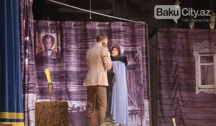 Rusiyanın teatr və kino ulduzları Bakıda səhnəsində - FOTO + VİDEO, fotoşəkil-26