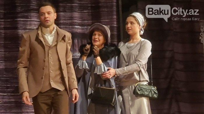 Rusiyanın teatr və kino ulduzları Bakıda səhnəsində - FOTO + VİDEO, fotoşəkil-27