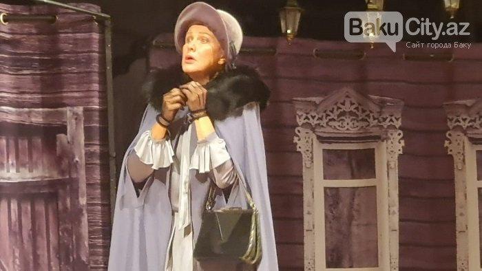 Rusiyanın teatr və kino ulduzları Bakıda səhnəsində - FOTO + VİDEO, fotoşəkil-29