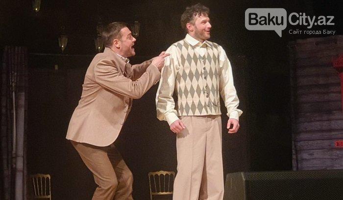 Rusiyanın teatr və kino ulduzları Bakıda səhnəsində - FOTO + VİDEO, fotoşəkil-32