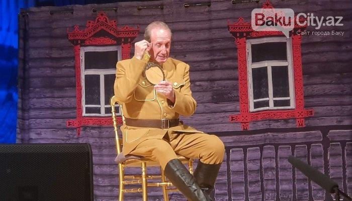Rusiyanın teatr və kino ulduzları Bakıda səhnəsində - FOTO + VİDEO, fotoşəkil-33