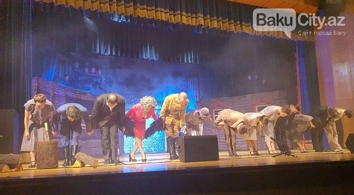 Rusiyanın teatr və kino ulduzları Bakıda səhnəsində - FOTO + VİDEO, fotoşəkil-36
