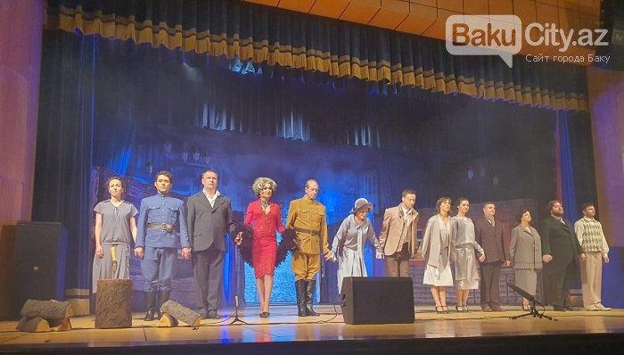 Rusiyanın teatr və kino ulduzları Bakıda səhnəsində - FOTO + VİDEO, fotoşəkil-37