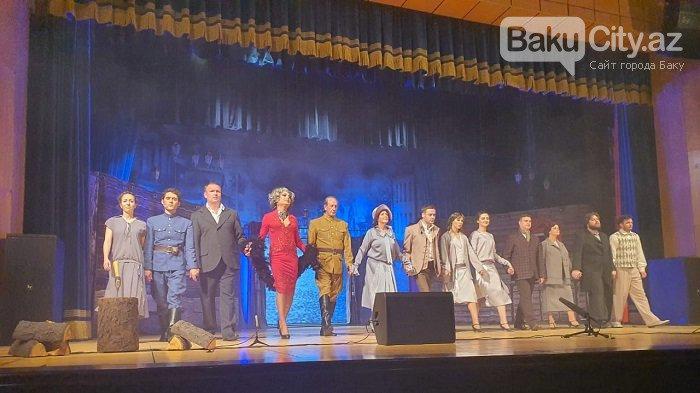 Rusiyanın teatr və kino ulduzları Bakıda səhnəsində - FOTO + VİDEO, fotoşəkil-38