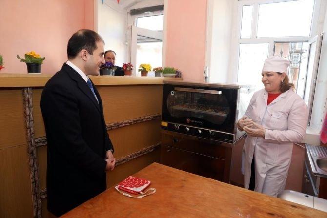 Azərbaycanda kiçik müəssisələrini yaradan qadınlar - FOTO, fotoşəkil-5