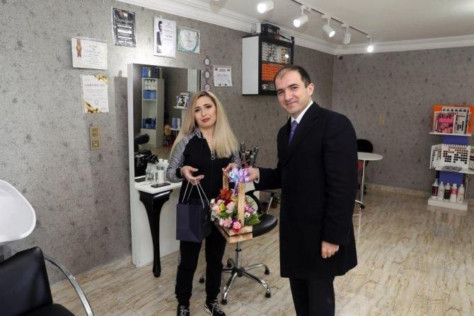 Azərbaycanda kiçik müəssisələrini yaradan qadınlar - FOTO, fotoşəkil-7