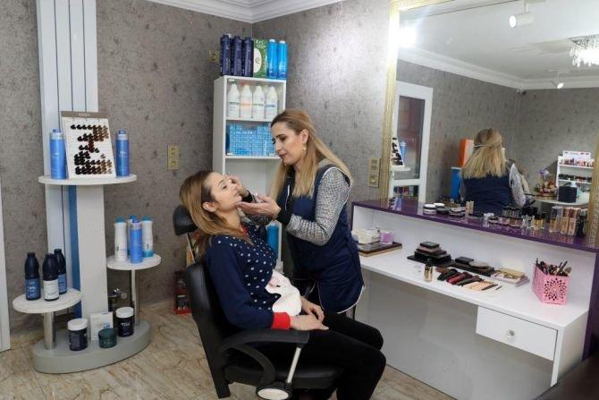 Azərbaycanda kiçik müəssisələrini yaradan qadınlar - FOTO, fotoşəkil-8