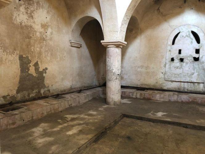 Bakıda 118 yaşlı hamam təmizləndi: Zibilliyə çevirmişdilər - FOTO, fotoşəkil-1