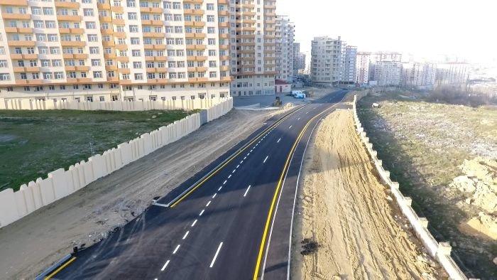 Yeni Yasamalda yeni yol - FOTO, fotoşəkil-10