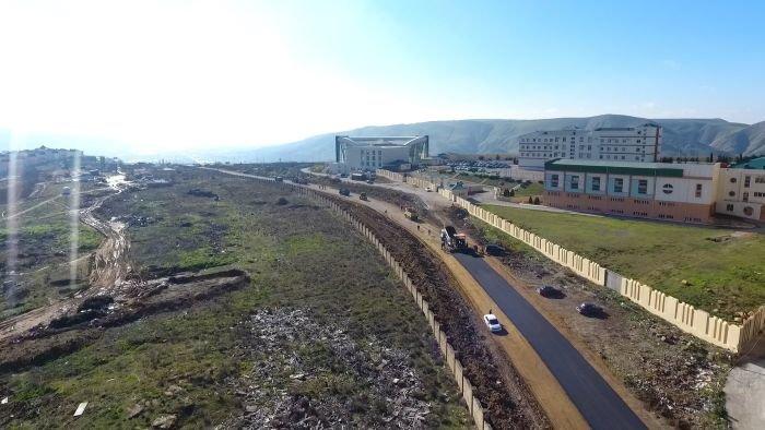 Yeni Yasamalda yeni yol - FOTO, fotoşəkil-8