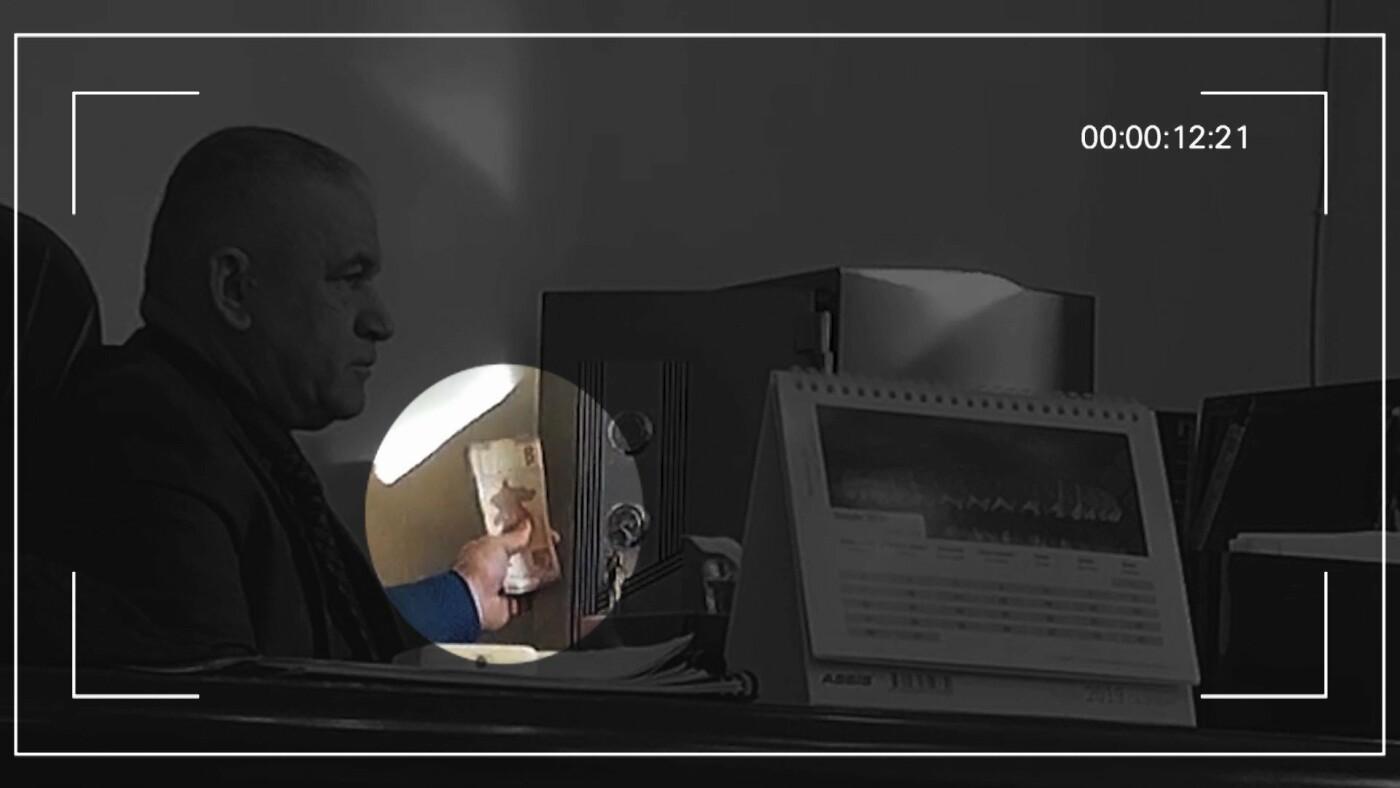 Nazirlik rəsmisinin rəhbərlik etdiyi cinayətkar dəstə tutuldu - FOTO + VİDEO, fotoşəkil-3