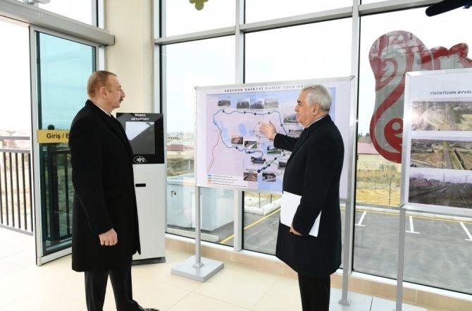 Görədil və Novxanıda dəmiryol stansiyalarının açılışı olub - FOTO, fotoşəkil-4