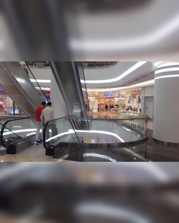 """Bakıda yeni açılan """"Dəniz Mall""""un içərisindən GÖRÜNTÜLƏR, fotoşəkil-1"""