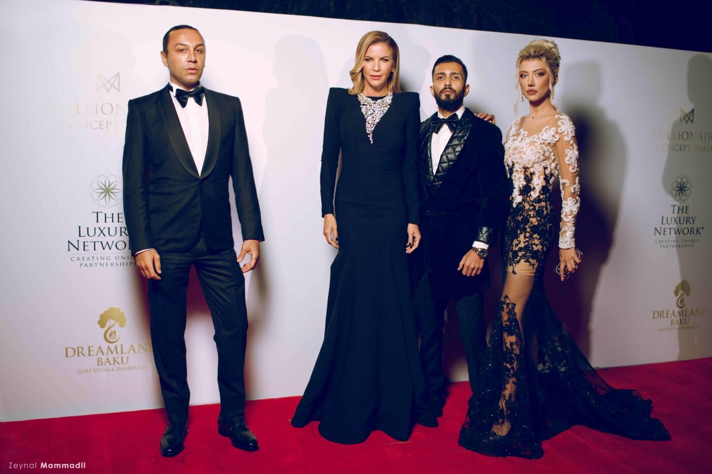 """""""Millionaire Concept""""in Bakıdan sonra ikinci qalası Londonda keçirələcək - FOTO, fotoşəkil-9"""