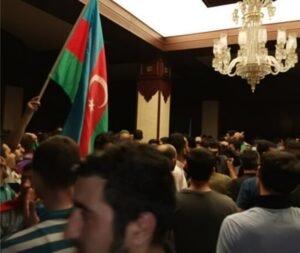 Bakıda orduya dəstək yürüşündə təxribat - VİDEO, fotoşəkil-6
