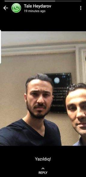 Azərbaycanlı nazirin oğulları orduya yazıldı - FOTO, fotoşəkil-1