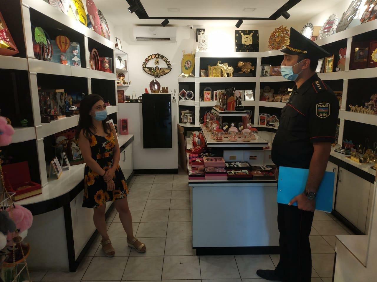 Bakı polisi daha bir reyd keçirdi - FOTO, fotoşəkil-2