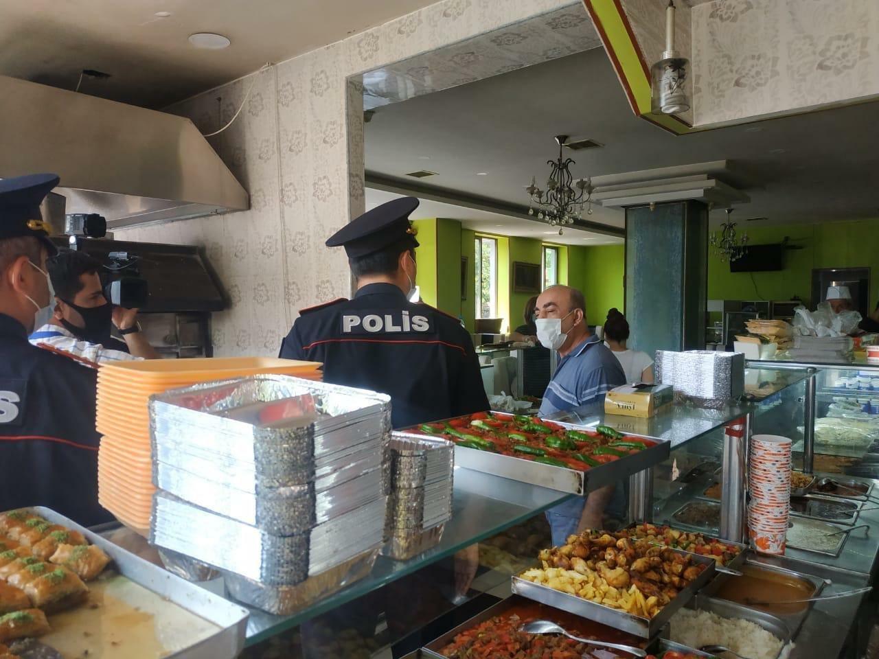 Bakı polisi daha bir reyd keçirdi - FOTO, fotoşəkil-3