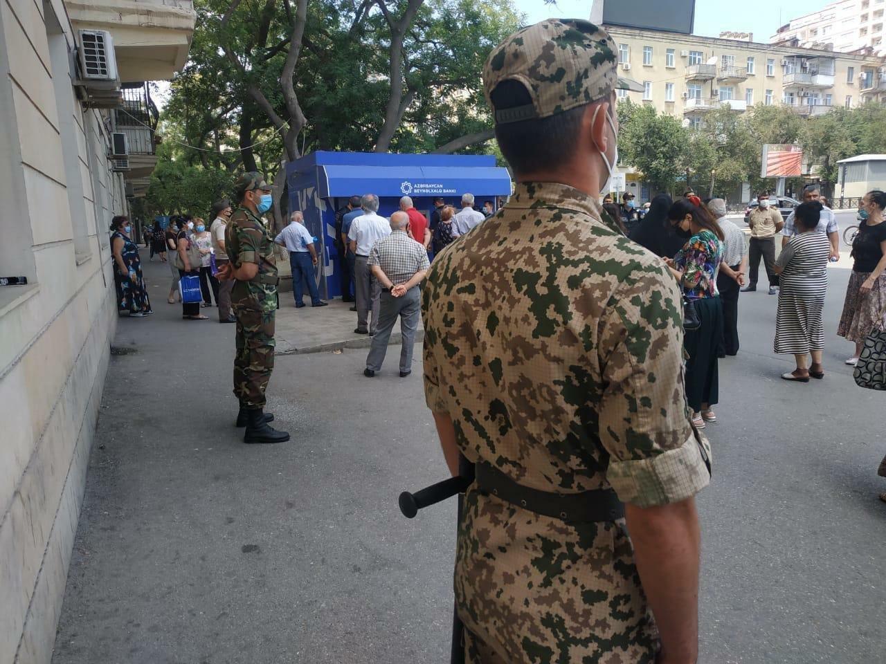 Bakı polisi daha bir reyd keçirdi - FOTO, fotoşəkil-4