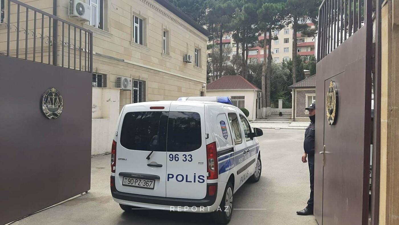 Ramiz Mehdiyevin kürəkəni hakim qarşısına çıxarılıb - FOTO (YENİLƏNİB), fotoşəkil-3