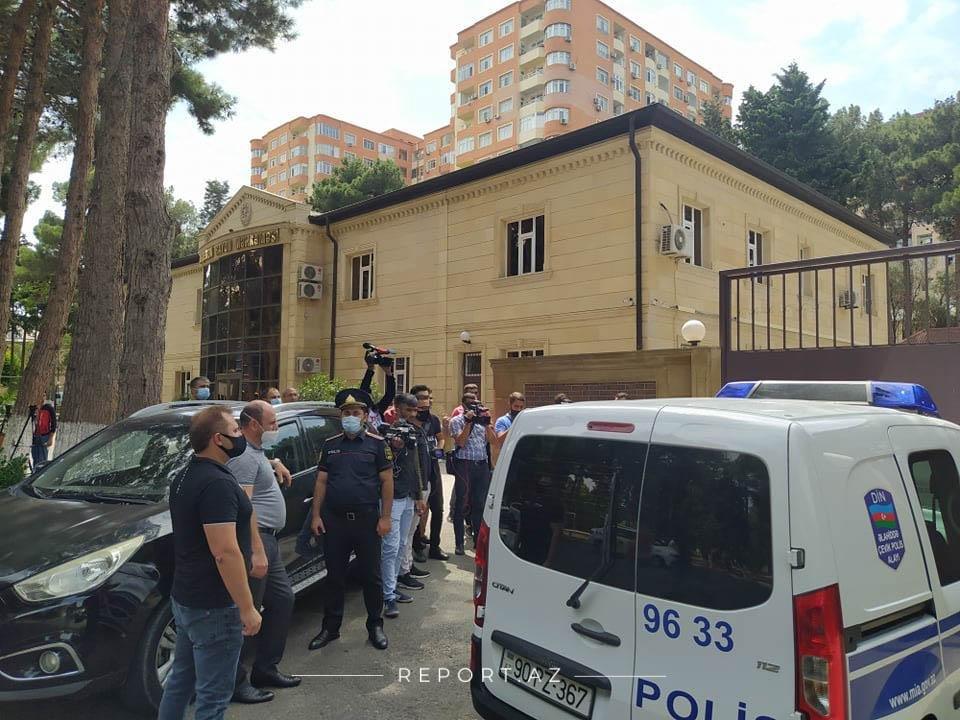 Ramiz Mehdiyevin kürəkəni hakim qarşısına çıxarılıb - FOTO (YENİLƏNİB), fotoşəkil-5