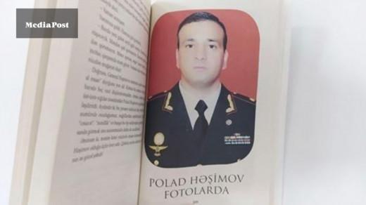 """""""General Polad Həşimov xatirələrdə"""" kitabı nəşr olundu, fotoşəkil-1"""
