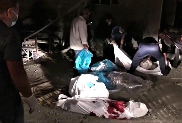 Ermənilərin vurduğu evdən görüntülər - FOTO, fotoşəkil-1