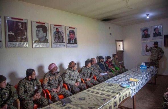 Ermənilərlə birlikdə vuruşan suriyalı terrorçular - FOTO, fotoşəkil-2