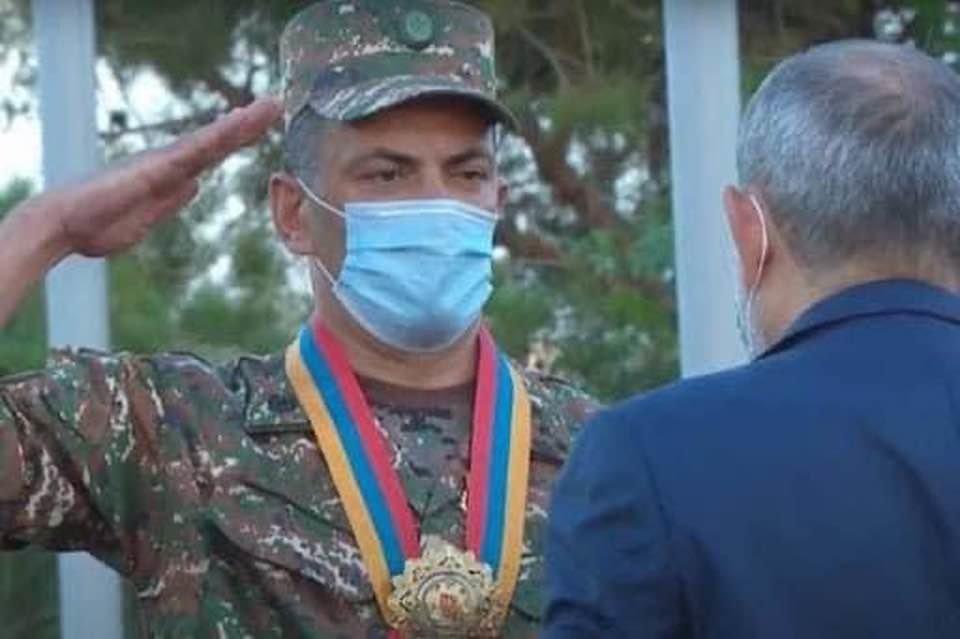 Polad Həşimovu vuran erməni zabit məhv edildi - FOTO, fotoşəkil-2